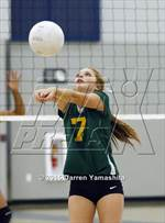This MaxPreps.com professional photo is from the gallery Mountain House vs. Hilmar which features Hilmar high school athletes playing  Volleyball. This photo was shot by Darren Yamashita and published on Yamashita.
