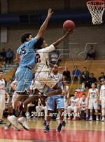 This MaxPreps.com professional photo features Bullard high school  playing  Basketball. This photo was shot by Larry Aronat and published on Aronat.