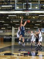This MaxPreps.com professional photo is from the gallery St. Mary's vs. Pittsford Sutherland which features St. Mary's high school athletes playing Girls Basketball.