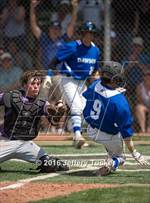This MaxPreps.com professional photo features Sedgwick County high school  and Trey Walter playing  Baseball. This photo was shot by Jeffery Tucker and published on Tucker.