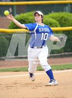 This MaxPreps.com professional photo is from the gallery Mooresville @ Alexander Central which features Mooresville high school athletes playing  Softball. This photo was shot by Brian Hendrix and published on Hendrix.