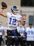 This MaxPreps.com professional photo is from the gallery Analy @ Cardinal Newman which features Analy high school athletes playing  Football.