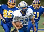 This MaxPreps.com professional photo is from the gallery Newtown @ Brookfield which features Brookfield high school athletes playing  Football. This photo was shot by Kathleen Nowak and published on Nowak.