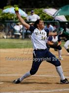 This MaxPreps.com professional photo is from the gallery South Hills vs. Warren (CIF SS Playoffs) which features Warren high school athletes playing  Softball.