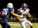 This MaxPreps.com professional photo features Rolling Meadows high school  and Kevin Lacosse playing  Football. This photo was shot by Dwane Lindsey and published on Lindsey.