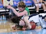This MaxPreps.com professional photo is from the gallery Bishop McGuinness vs. Williamston (NCHSAA Class 1A Final) which features Williamston high school athletes playing Girls Basketball. This photo was shot by Jamie Dahl and published on Dahl.
