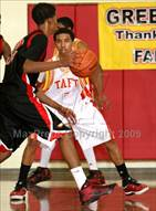 This MaxPreps.com professional photo is from the gallery Etiwanda vs. Taft (Fairfax State Preview) which features Taft high school athletes playing  Basketball.