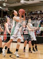 This MaxPreps.com professional photo features St. Mary's high school Josephine Howery playing Girls Basketball. This photo was shot by Jeffery Tucker and published on Tucker.
