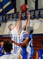 This MaxPreps.com professional photo is from the gallery Baldwin Park @ San Marino which features Baldwin Park high school athletes playing  Basketball. This photo was shot by Daryl Chan and published on Chan.