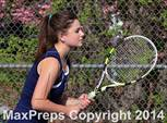 This MaxPreps.com professional photo is from the gallery Vista del Lago @ El Dorado which features El Dorado high school athletes playing Girls Tennis. This photo was shot by Steven Green and published on Green.