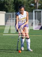 This MaxPreps.com professional photo is from the gallery Homestead @ Monta Vista which features Monta Vista high school athletes playing  Field Hockey. This photo was shot by Arnold de Leon and published on de Leon.
