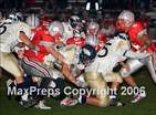 This MaxPreps.com professional photo is from the gallery West @ Lincoln (SJS Playoffs) which features Lincoln high school athletes playing  Football.