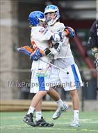 This MaxPreps.com professional photo is from the gallery Penn Yan Academy vs. Silver Creek (Class C Regional Final) which features Penn Yan Academy high school athletes playing  Lacrosse.