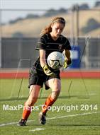 This MaxPreps.com professional photo is from the gallery Woodland @ Vista del Lago (CIF SJS D4 Playoff) which features Woodland high school athletes playing Girls Soccer.