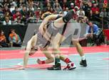 This MaxPreps.com professional photo is from the gallery CHSAA 2A/3A/4A/5A Wrestling Championships (Finals) which features Moffat County high school athletes playing  Wrestling. This photo was shot by Jeffery Tucker and published on Tucker.