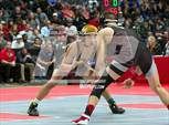 This MaxPreps.com professional photo is from the gallery CHSAA 2A/3A/4A/5A Wrestling Championships (Finals) which features Fowler high school athletes playing  Wrestling. This photo was shot by Jeffery Tucker and published on Tucker.