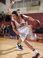 This MaxPreps.com professional photo is from the gallery Vacaville Christian @ Encina Prep which features Vacaville Christian high school athletes playing  Basketball.