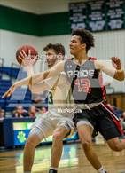 This MaxPreps.com professional photo is from the gallery Heritage @ Woodgrove which features Woodgrove high school athletes playing  Basketball.