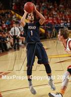 This MaxPreps.com professional photo is from the gallery Perry vs. Corona del Sol (AIA D1 Semifinal) which features Perry high school athletes playing  Basketball.