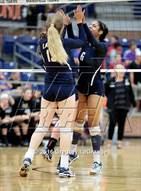 This MaxPreps.com professional photo is from the gallery Lamar @ Mansfield which features Lamar high school athletes playing  Volleyball.