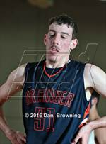 This MaxPreps.com professional photo is from the gallery Grainger vs. Meigs County (King of the Smokies) which features Grainger high school athletes playing  Basketball. This photo was shot by Dan  Browning and published on Browning.