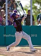 This MaxPreps.com professional photo is from the gallery Lemoore @ Garces (CIF CS D3 Semifinal) which features Lemoore high school athletes playing  Baseball.