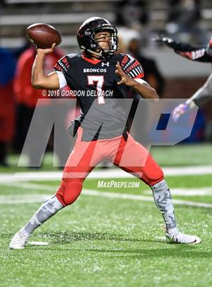 Spruce @ Mansfield Legacy (UIL Class 5A Division II Area Playoff)