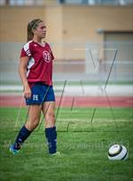 This MaxPreps.com professional photo is from the gallery Herriman @ Maple Mountain which features Herriman high school athletes playing Girls Soccer. This photo was shot by Jeff Porcaro and published on Porcaro.