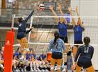 This MaxPreps.com professional photo is from the gallery New Braunfels @ Johnson which features Johnson high school athletes playing  Volleyball.