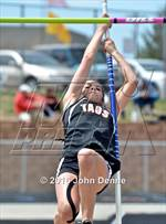 This MaxPreps.com professional photo is from the gallery Taos Tiger Relays which features Shiprock high school athletes playing Girls Track & Field. This photo was shot by John Denne and published on Denne.