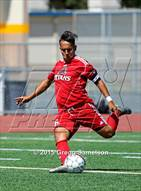 This MaxPreps.com professional photo is from the gallery Antelope vs Turlock (Summerhays Classic) which features Antelope high school athletes playing  Soccer.