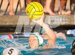 This MaxPreps.com professional photo features St. Mary's high school Carter Knutson playing  Water Polo. This photo was shot by Dianne Rose and published on Rose.