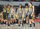 This MaxPreps.com professional photo is from the gallery Pamlico County vs. Mount Airy (NCHSAA 1A Final) which features Pamlico County high school athletes playing Girls Basketball.