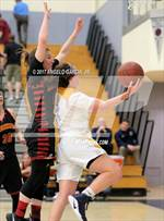 This MaxPreps.com professional photo is from the gallery St. Francis vs Heritage (CIF NorCal Region D1 Quarterfinal) which features Heritage high school athletes playing Girls Basketball. This photo was shot by Angelo Garcia, Jr. and published on Garcia, Jr..
