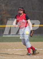 This MaxPreps.com professional photo is from the gallery Redbank Valley @ Oil City which features Redbank Valley high school athletes playing  Softball. This photo was shot by Eric Elliott and published on Elliott.