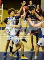 This MaxPreps.com professional photo is from the gallery Poston Butte @ Mesquite which features Poston Butte high school athletes playing  Basketball.