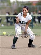 This MaxPreps.com professional photo is from the gallery Casa Roble vs. Vanden (CIF SJS D3 Playoffs) which features Vanden high school athletes playing  Softball.