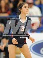 This MaxPreps.com professional photo features St. Paul high school Emely Heredia playing  Volleyball. This photo was shot by Ming Chung Lin and published on Lin.