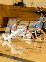 This MaxPreps.com professional photo features Standley Lake high school Garrett Martin playing  Basketball. This photo was shot by Carl Auer and published on Auer.
