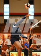 This MaxPreps.com professional photo is from the gallery Cape Fear @ South View which features Cape Fear high school athletes playing  Volleyball.