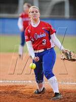 This MaxPreps.com professional photo is from the gallery West Ashley @ Fort Dorchester which features Fort Dorchester high school athletes playing  Softball. This photo was shot by Ronald Roper and published on Roper.