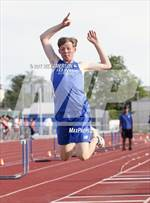 This MaxPreps.com professional photo is from the gallery Delta League Championships Trials which features Pleasant Grove high school athletes playing  Track & Field. This photo was shot by Wes Jimerson and published on Jimerson.