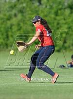 This MaxPreps.com professional photo features Conant high school Alissa Wachal playing  Softball. This photo was shot by Patrick Gorski and published on Gorski.
