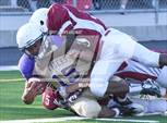 This MaxPreps.com professional photo is from the gallery Lemoore @ Paso Robles which features Lemoore high school athletes playing  Football. This photo was shot by Larry Aronat and published on Aronat.