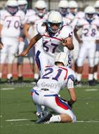 This MaxPreps.com professional photo is from the gallery Cherry Creek @ Eaglecrest which features Cherry Creek high school athletes playing  Football.
