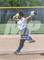 This MaxPreps.com professional photo is from the gallery Speedway @ Heritage Christian which features Heritage Christian high school athletes playing  Softball. This photo was shot by Julie Brown and published on Brown.