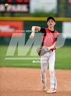This MaxPreps.com professional photo is from the gallery Cornerstone Christian Academy vs. Haxtun - (CHSAA 1A Semifinal) which features Haxtun high school athletes playing  Baseball.