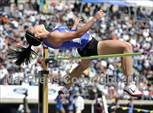 This MaxPreps.com professional photo is from the gallery CIF SS Divisional Finals (Girls High Jump) which features Carpinteria high school athletes playing Girls Track & Field. This photo was shot by Ted Aguirre and published on Aguirre.