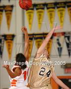 This MaxPreps.com professional photo is from the gallery Pioneer vs. Roseville (Tiger Challenge) which features Pioneer high school athletes playing Girls Basketball.