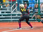 This MaxPreps.com professional photo features Prairie high school Bailee Blechschmidt playing  Softball. This photo was shot by Paul Caldwell and published on Caldwell.